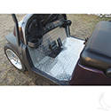 Floor Cover, Diamond Plate, Club Car Precedent