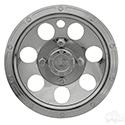 "Wheel Cover, 8"" Beadlock A/T Chrome"