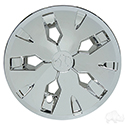 "Wheel Cover, 8"" Driver 2 Chrome"