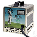 Battery Charger, Lester Links Series, 48V/13A Club Car PowerDrive Plug