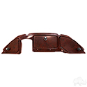 Dash Three Door, Dark Woodgrain, Club Car Precedent 08.5+