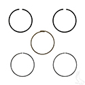 Piston Ring Set, Standard Size, E-Z-Go 4-cycle Gas 91+ 295cc only
