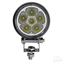 "Utility Spotlight, LED, 2.25"" 12-24V 18W 1350 Lumen"