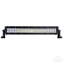 "Light Bar, LED, 21.5"", Combo Flood/Spot Beam, 12-24V, 120W, 7800 Lumens"