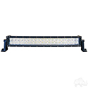 "Light Bar, LED, Curved, 21.5"", Combo Spot/Flood, 12-24V 120W 7800 Lumens"