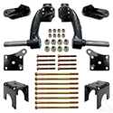 "Jakes Lift Kit, 6"" Spindle, E-Z-Go Medalist/TXT Electric w/ 3 Bolt Steering 94.5-01.5"