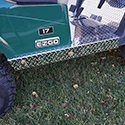 Rocker Panels, Diamond Plate, E-Z-Go RXV 08+