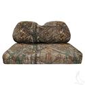 Seat Back & Bottom Covers, Realtree XTRA, Club Car Precedent