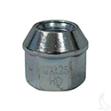 Lug Nut, Metric 12mm-1.25