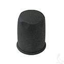 "Center Cap, Flat Black 2.65"" (Metal)"
